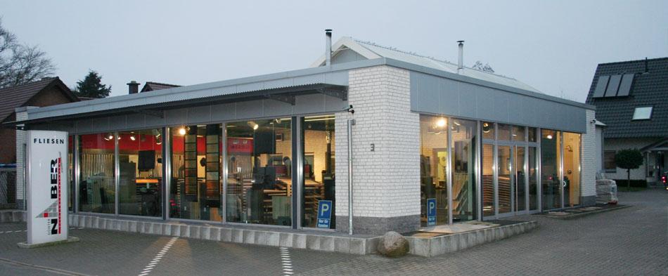 Fliesen Naber – Fliesen und Kaminofen (Lotus, Skanderborg) Ausstellung in Ahaus